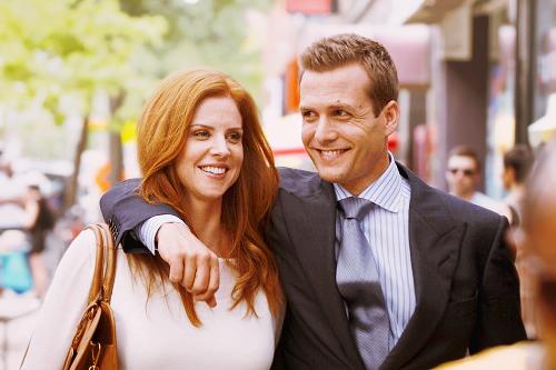 Donna and Harvey (Darvey)