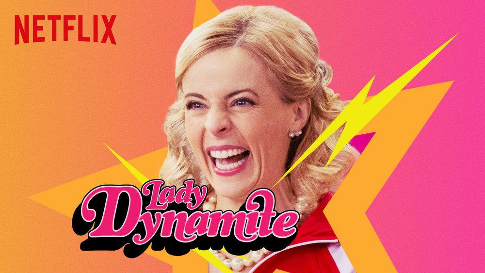 Lady Dynamite (Netflix)