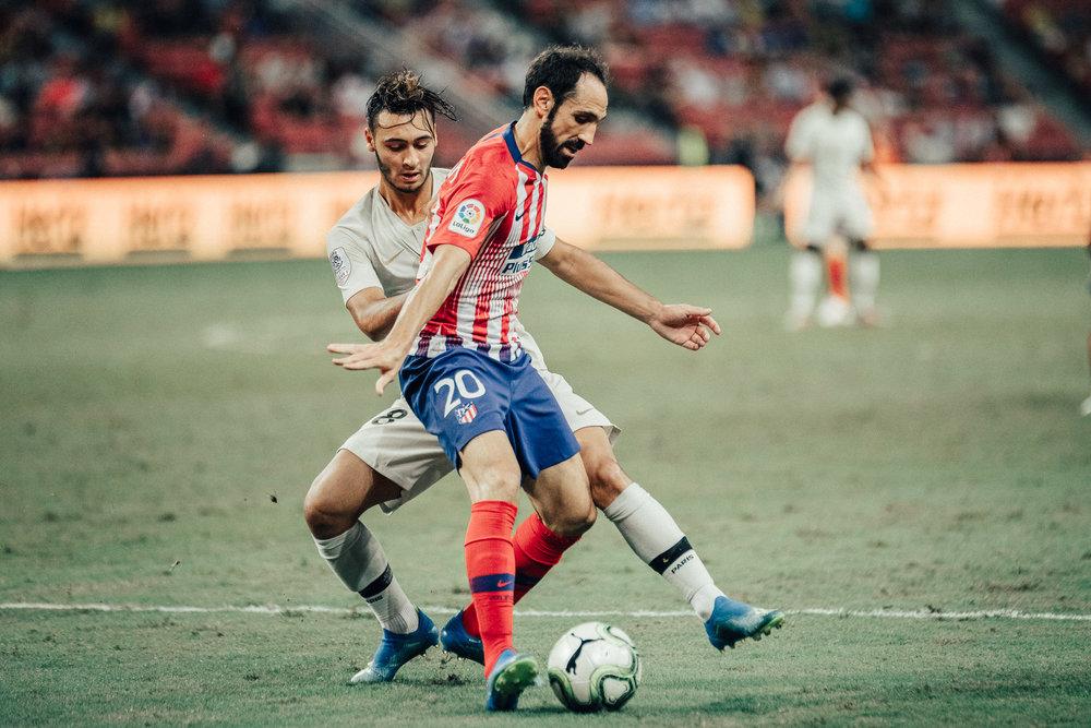 ICC 2018: PSG VS ATLETICO (JUANFRAN)