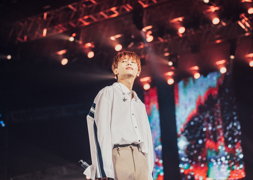 SEVENTEEN Concert 2018