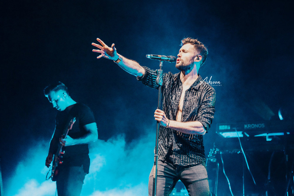 CALUM SCOTT: ONLY HUMAN ASIA TOUR