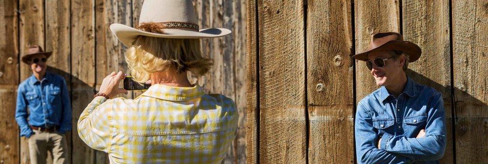 Vee Bar Dude Ranch Guests Cowboys Vacation.jpg