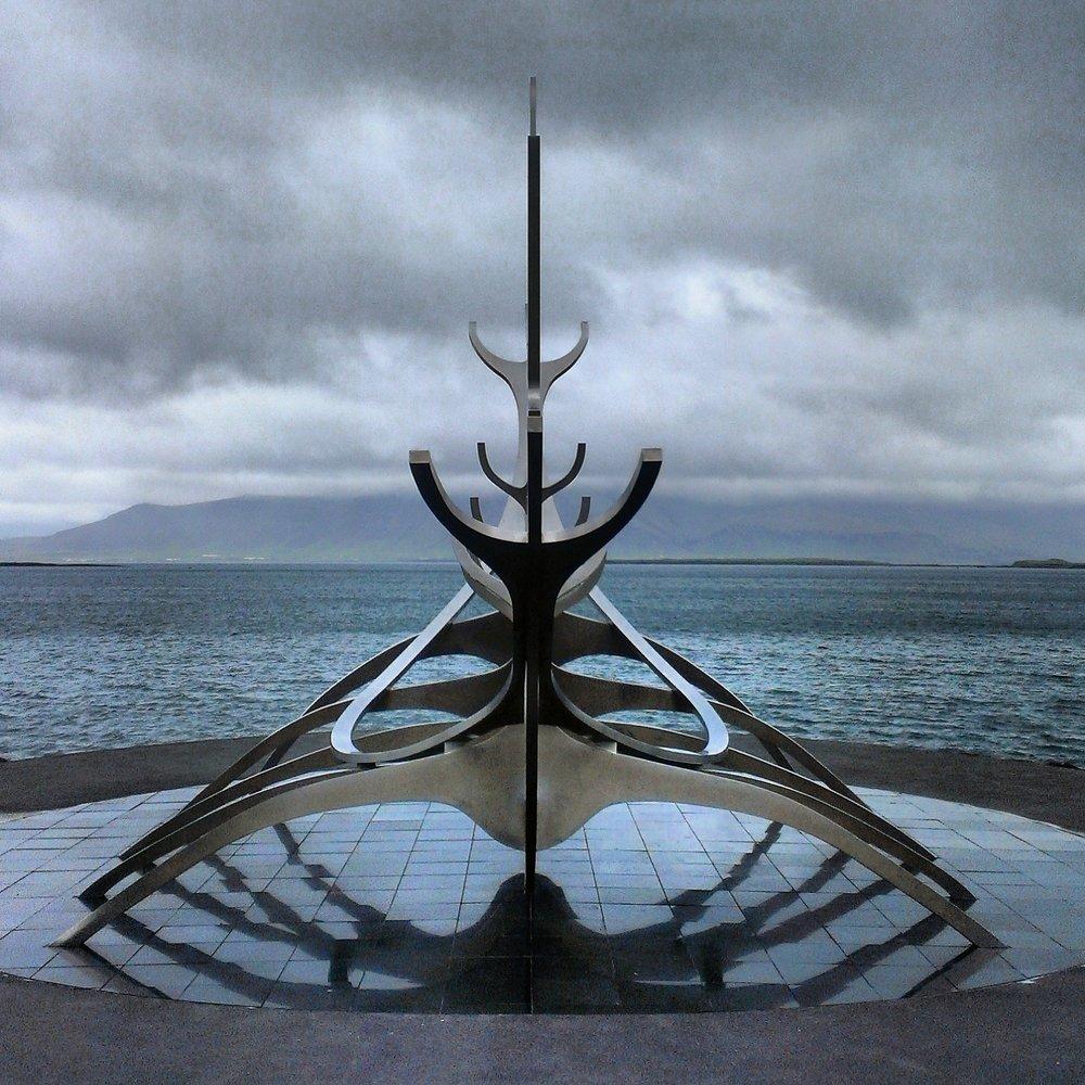 Sun Voyager,Reykjavík, Iceland
