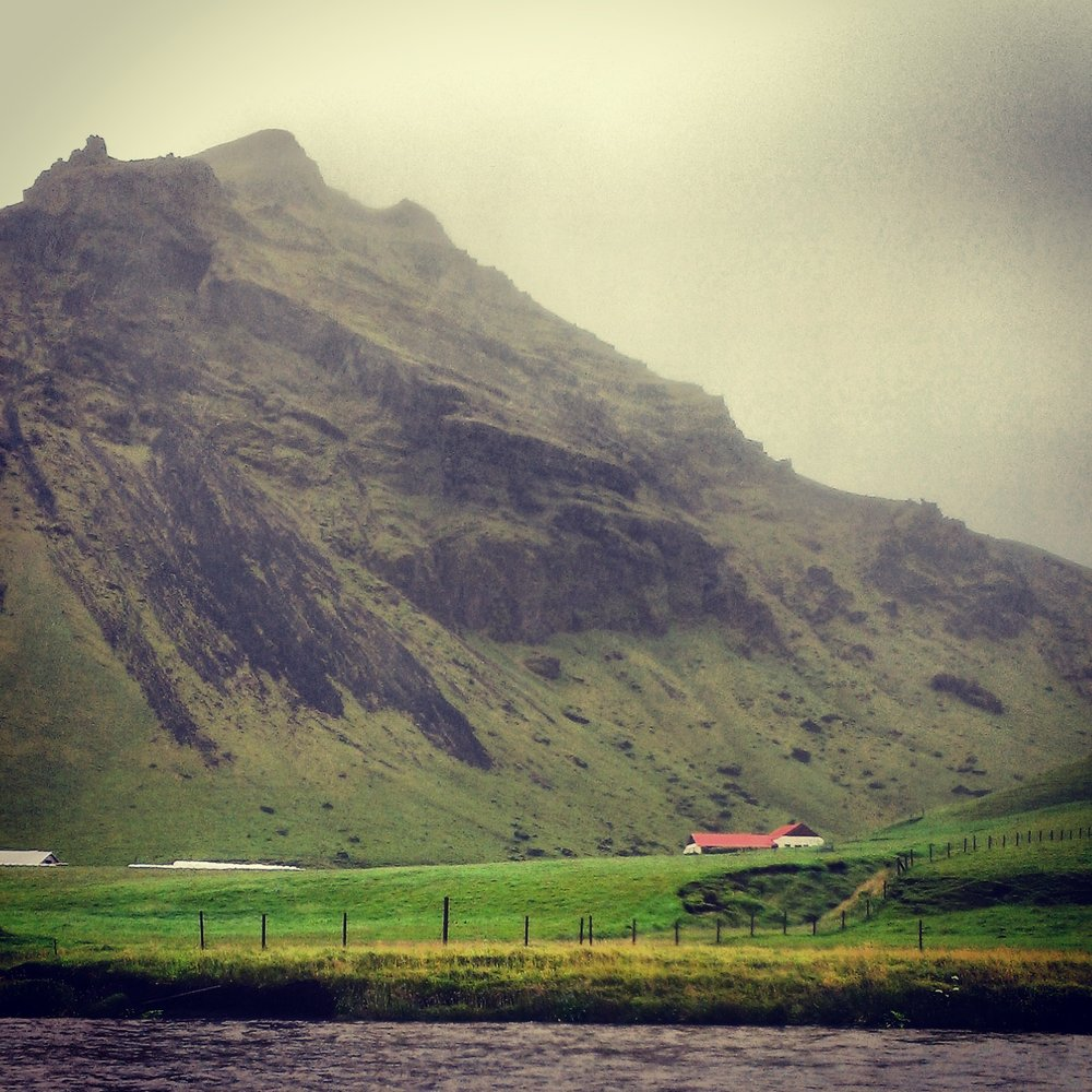 Vík í Mýrdal, Iceland