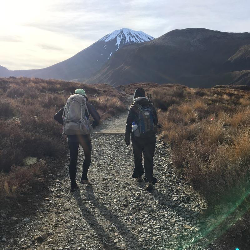 Tongariro National Park, Turangi, New Zealand