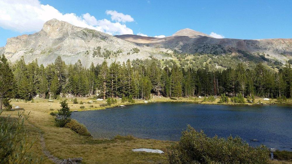 Gaylor Lakes, Yosemite National Park