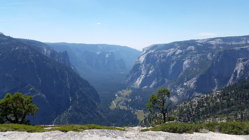 Into the Valley, Yosemite National Park