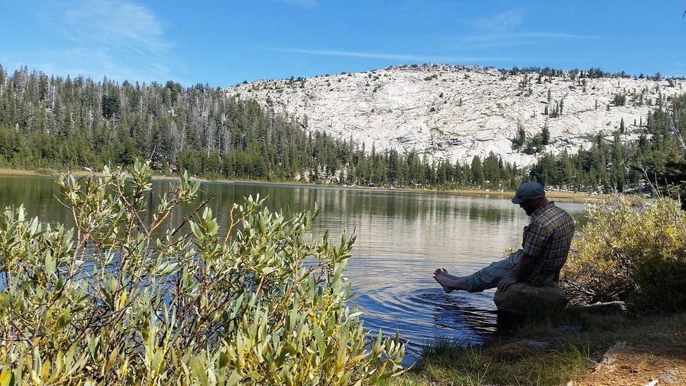 Sunrise Lakes, Yosemite National Park