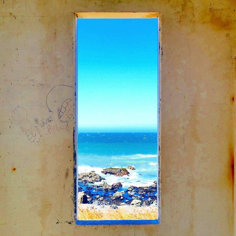 View from Punta Gorda, Lost Coast Trail, California