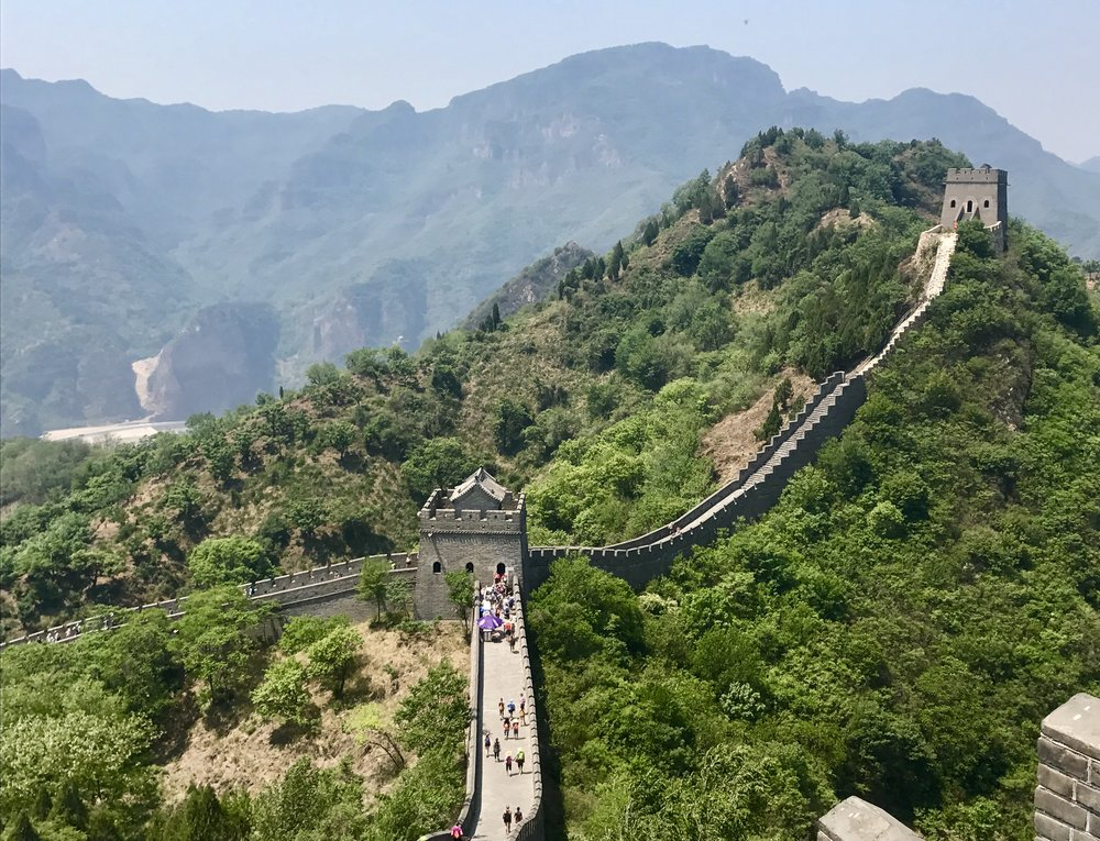 The Great Wall of China, Huangyaguan, China