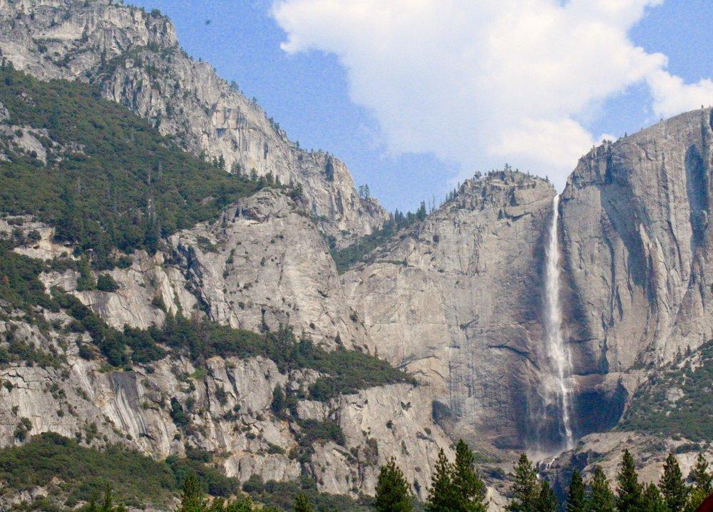 Upper Yosemite Falls,Yosemite National Park, California