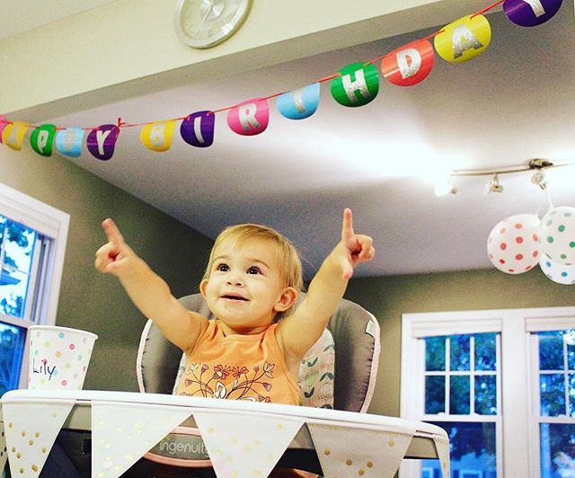 Holy crap, this tiny, sweet, super smart little lady is celebrating #2 today! 🎉💕