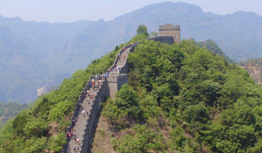 The Great Wall, Huanyaguan,China
