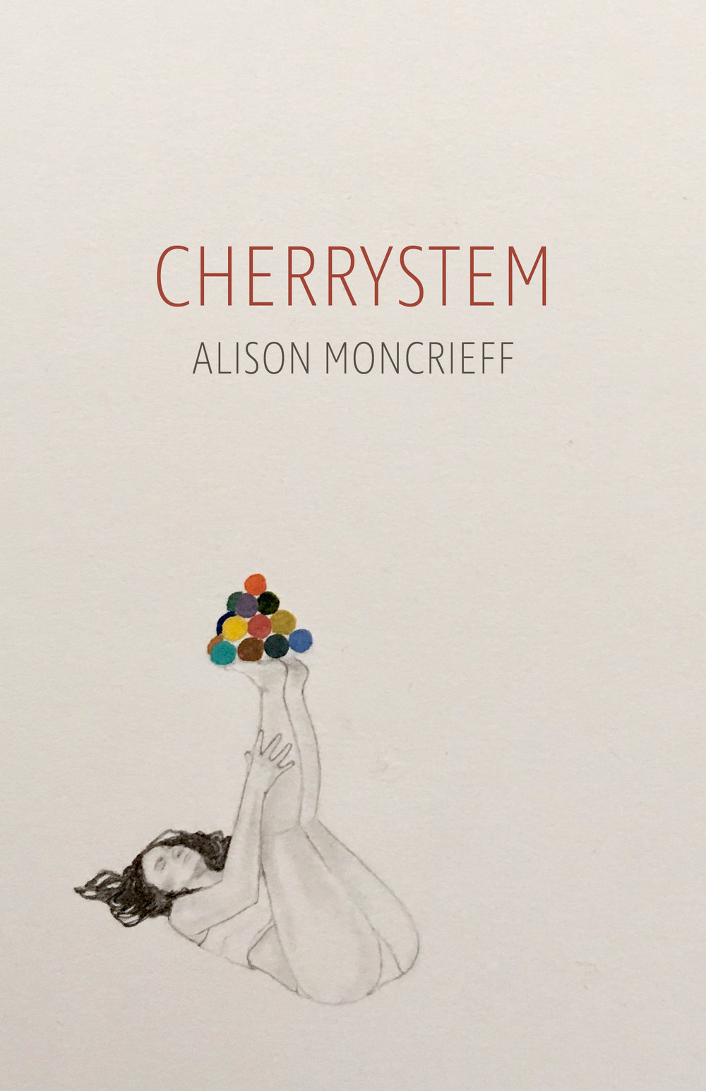 - Cherrystem was published by Finishing Line Press in May, 2017. These poems are rumors, dream snippets, memories of cartoons & meals & hospital visits & humans. It's a book of everyday mourning. Cover art by Sandra Wong Orloff.   Buy your copy from Finishing Line Press! Buy a signed copy from me here!