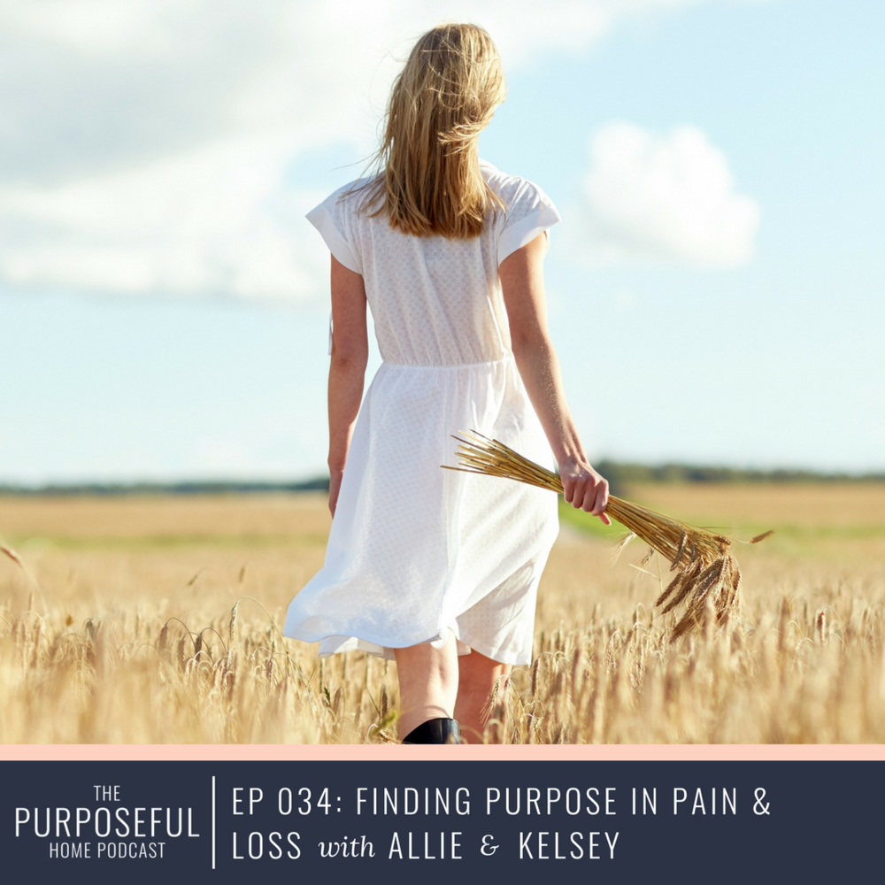 Episode 034: Finding Purpose in Pain & Loss