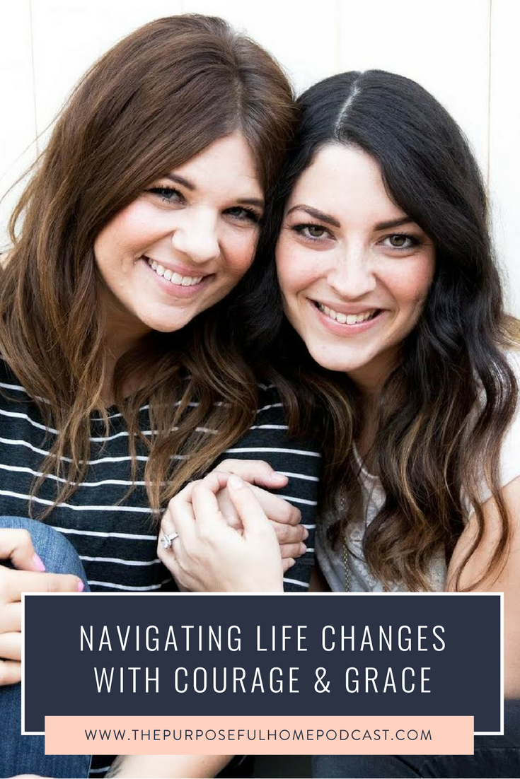 Episode 039: Navigating Life Changes with Courage & Grace