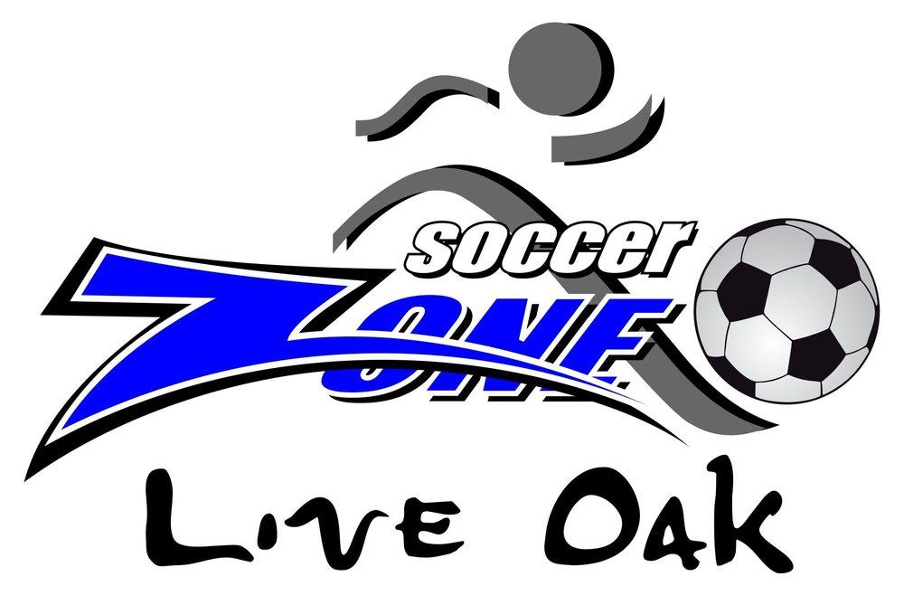 SoccerZone Live Oak logo