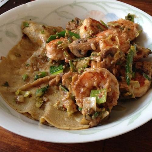 Shrimp Paleo Pad Thai