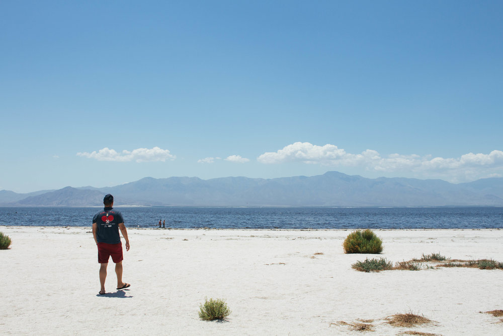 Salton Sea, California
