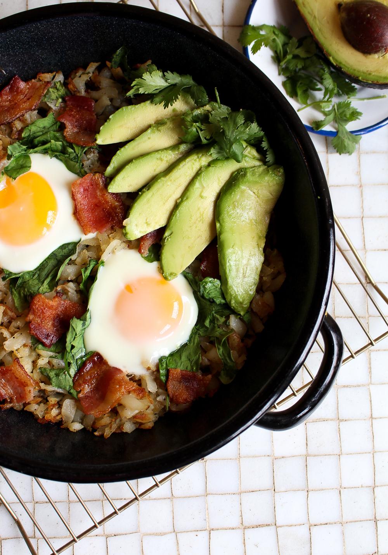 Easy Paleo Breakfast Hash
