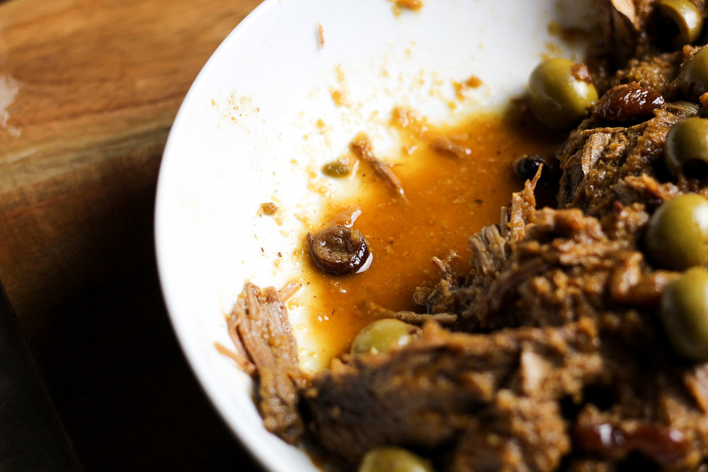 Alton Brown's Slow-Cooker Paleo Pot Roast Recipe via Worthy Pause (Whole30, Gluten-Free)
