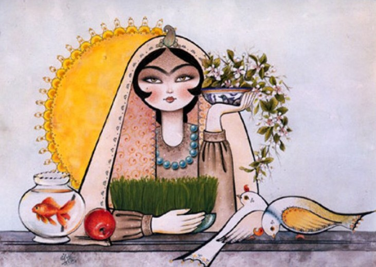 6 Iranian Recipes to Celebrate Nowruz (Persian New Year!) via Worthy Pause