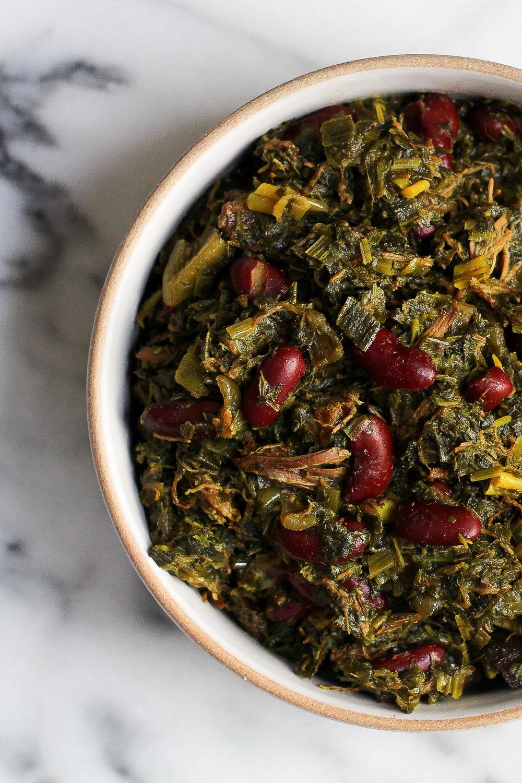 Slow-Cooker Ghormeh Sabzi Recipe via Worthy Pause