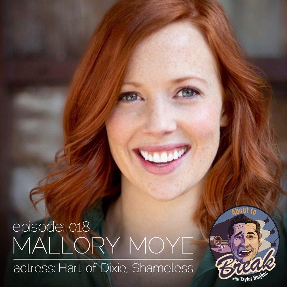 Mallory Moye Nude Photos 9