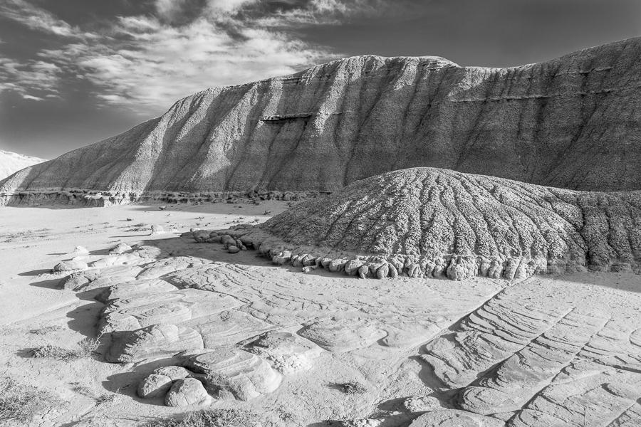 'emergence', Toadstool Geologic Park, Nebraska Sandhills