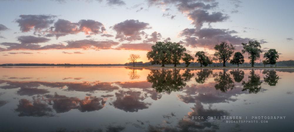 boy scout island, lake manawa state park, council bluffs, iowa