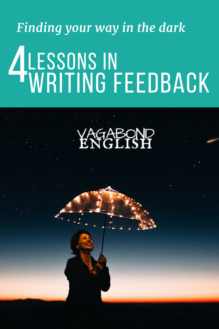 How to find the writing feedback you need to guide your writing: hint, first find your writing companions.