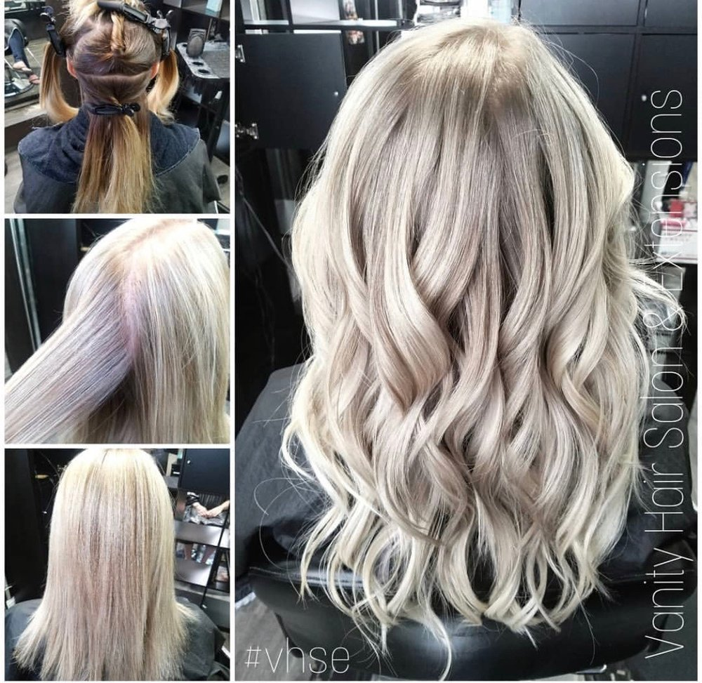 Pros And Cons Of Tape In Hair Extensions Brooke J Fisher