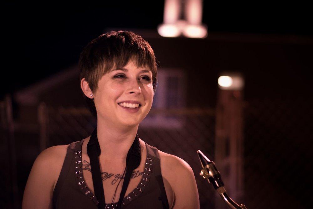 Lexi Jackson - Saxophone