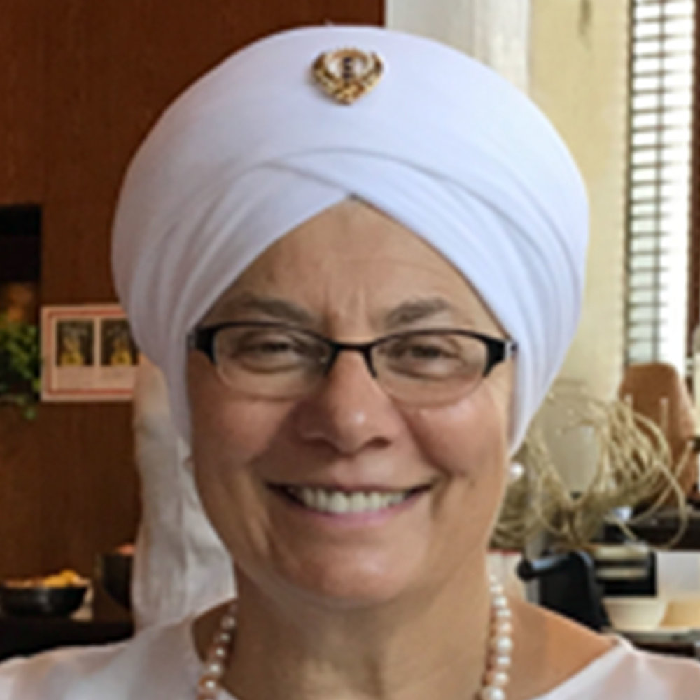 "Tarn Taran Kaur Khalsa (Lead)   Tarn Taran Kaur Khalsa began teaching Kundalini Yoga internationally in 1972 when Yogi Bhajan asked her and her husband, Tarn Taran Singh, to move to the Netherlands. In 1975, the couple relocated to Hamburg, Germany where they opened the first German Kundalini Yoga School and Ashram. In 1976, they established the first German Kundalini Yoga Teacher Training program and German Kundalini Yoga Teacher Association. Tarn Taran Kaur has dedicated her life to teaching Kundalini Yoga, using Yogi Bhajan's mato: ""A teacher must train the student to be TEN times greater than his/her self!"" She was recognized personally by Yogi Bhajan as a Level One and Level Two Teacher Trainer. She is also an International KRI Teacher Trainer Mentor, and a founding member of TTEC (Teacher Training Executive Council). She authored the Conscious Pregnancy manuals and training programs. Her wit and wisdom touch the hearts of all. She has the sensitive art of guiding an individual through the process of awakening his/her inner grace, strength and potential; the subtle skill which she learned under the direct guidance of Yogi Bhajan for over 30 years. Today she shares the teaching of Kundalini Yoga around the globe, with her home base in New Mexico with her husband, Tarn Taran Singh.  www.kundaliniwomen.org"