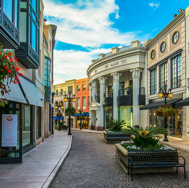 Rodeo Drive Beverley Hills