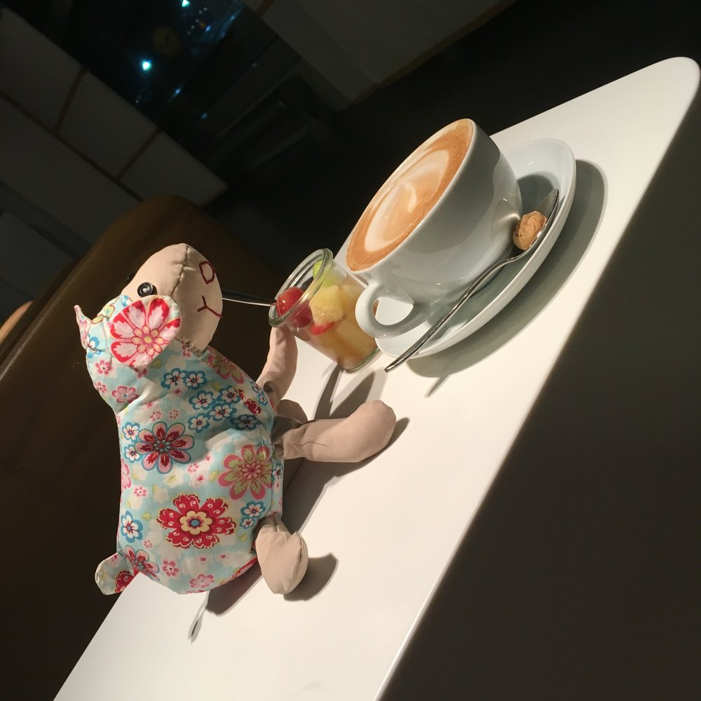 Cappuccino barista style