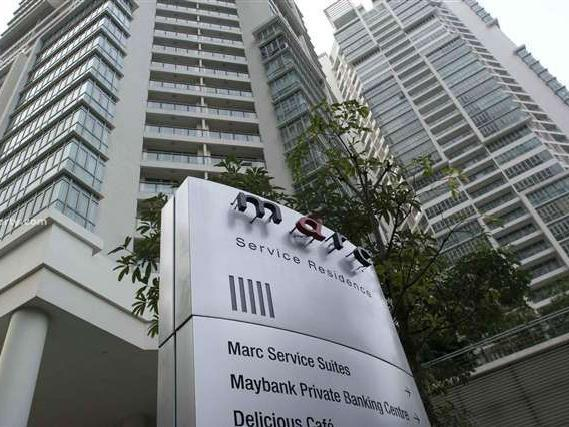 Marc Residence - Also near:Menara Prestige Menara MaxisWisma Hong LeongAvenue K