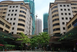 Plaza Mont Kiara - Also near:HSBC MalaysiaCorporate 2000