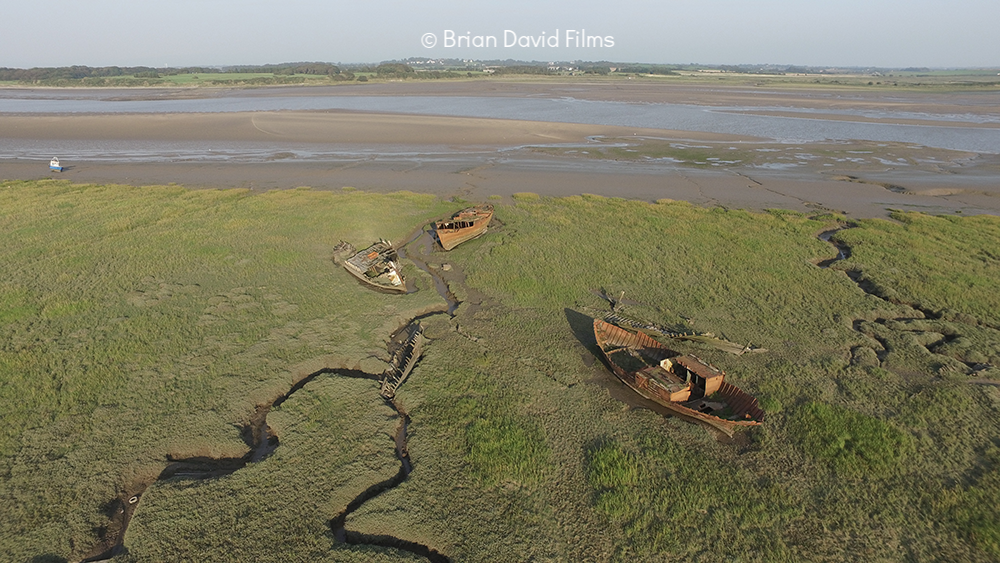 Aerial Photography from Brian David Films, Lancashire
