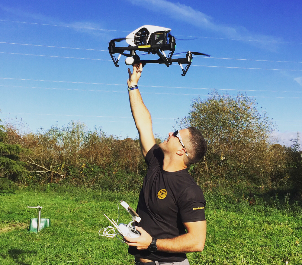 Drone pilot in Lancashire | Brian David Films