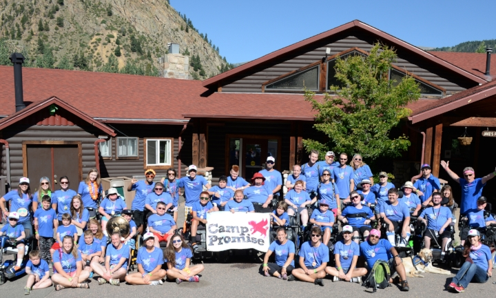 Camp Promise-Rockies, 2016