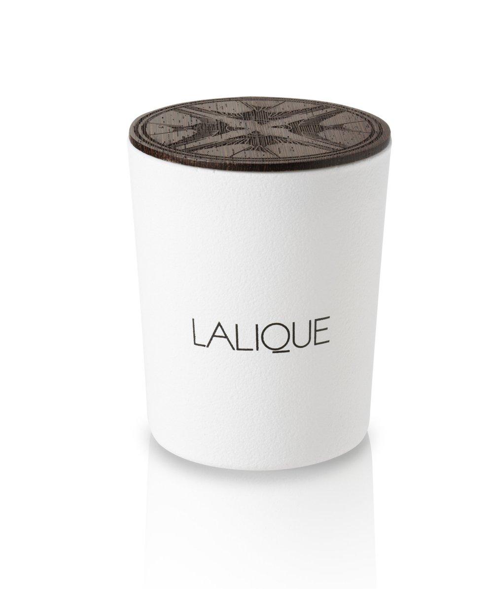 Bougie La Neige, Lalique
