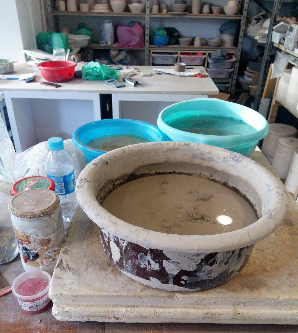 atelier ceramique  helene morbu