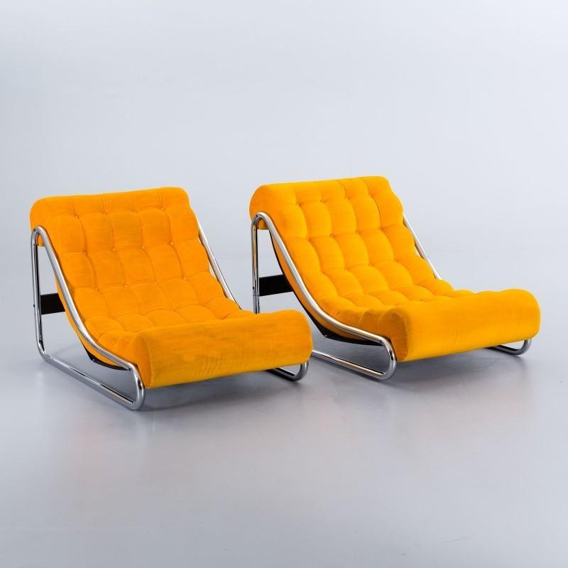 Deux fauteuils « Impala » ont été vendus 680 euros le 27 octobre 2016 par la maison de vente Bukowskis.