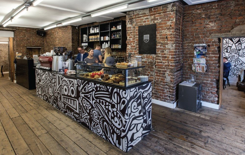 """""""Department of Coffee and Social Affairs is clearly a labour of love."""" – LONDONIST"""