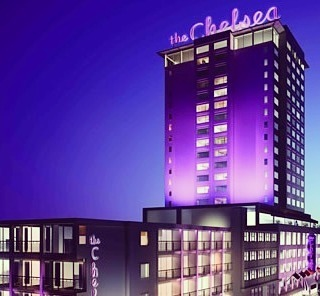 Project: The Chelsea Hotel  Location: Atlantic City, NJ Client: Normandy Real Estate Services Scope: Turnkey Owner's rep and Asset management services on a 2 hotel conversion #estate #realestate #archi #architecture #archilovers #chelsea #hotel #city #light #nightlife #conversion #project #management #