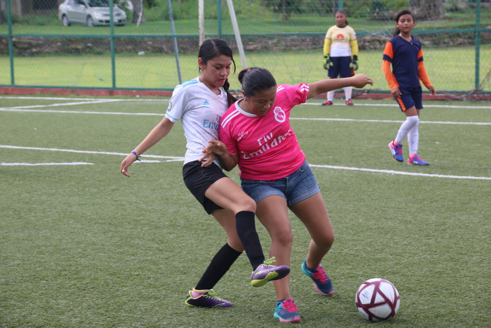 Girls' Football, Girls United FA, Girls United, Real Madrid