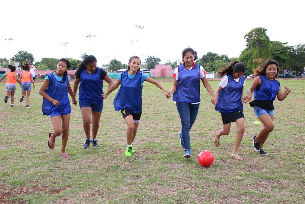 Girls' Football, Girls United FA, Girls United
