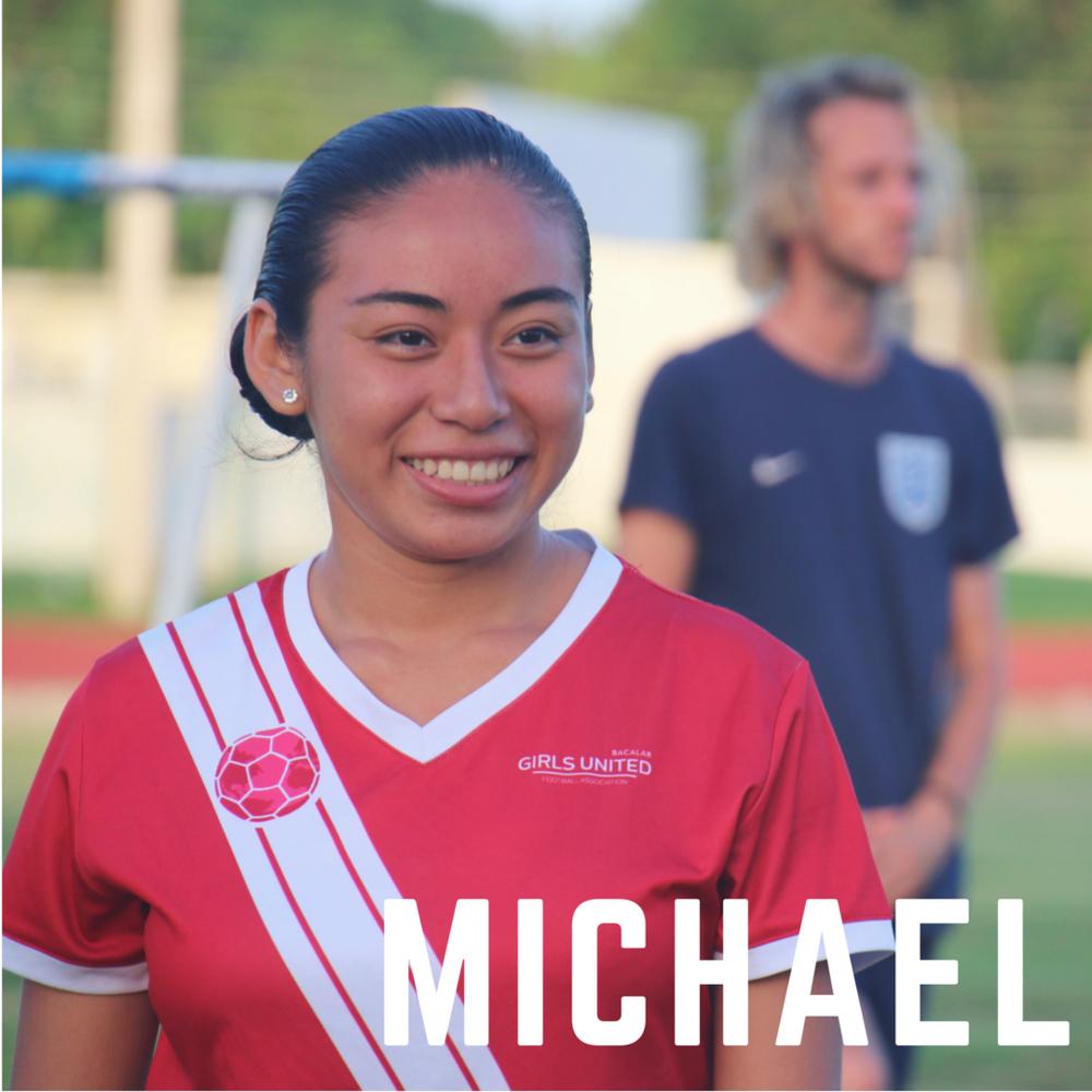 Girls' Football, Girls United FA, Girls United, Michael