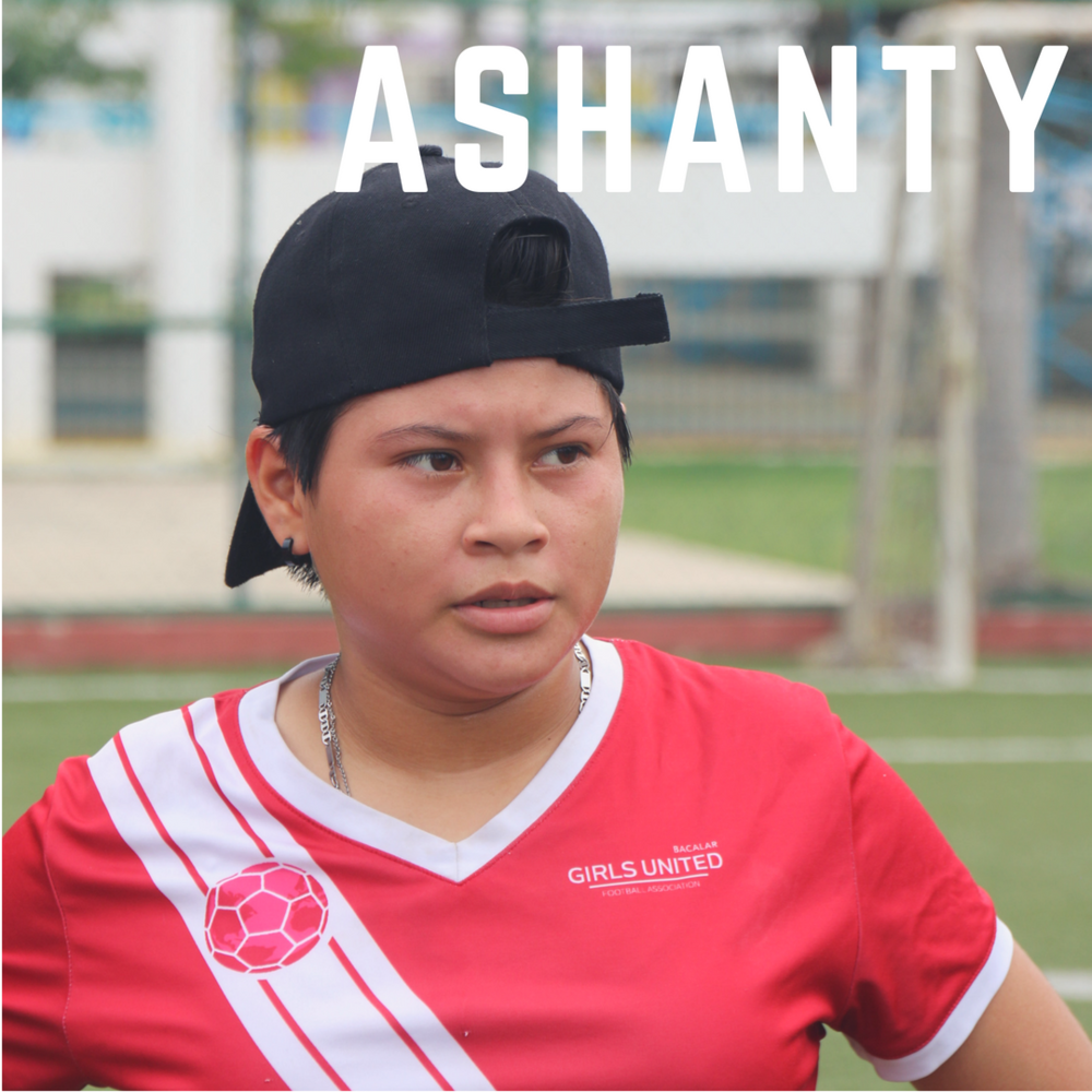 Girls' Football, Girls United FA, Girls United, Ashanty